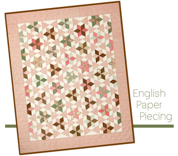 What Is English Paper Piecing 187 Brown Bird Designs Quilts